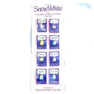SALE⭐️DISNEY PIN COLLECTION SNOW WHITE VINTAGE⭐️